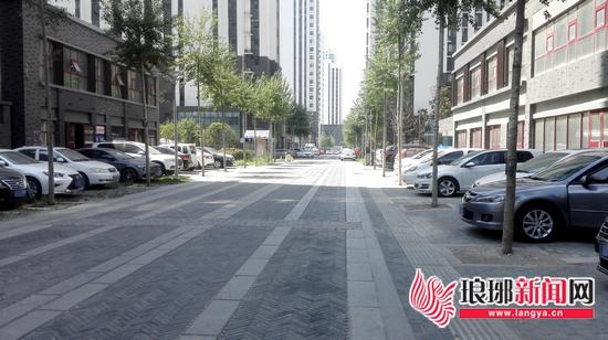 """临沂街巷""""颜值""""提升值得点赞""""实实在在的改变"""""""