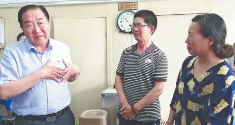 五音戏《源泉》12日淄博首演 该剧原型现身排练场数度落泪