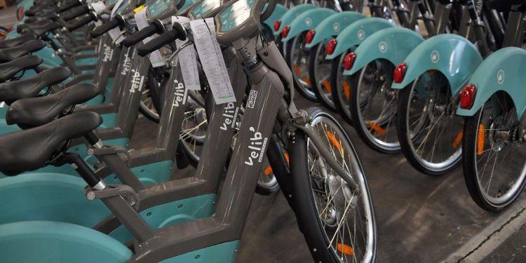 巴黎共享单车调查:当地品牌并未有效降低私家车使用率