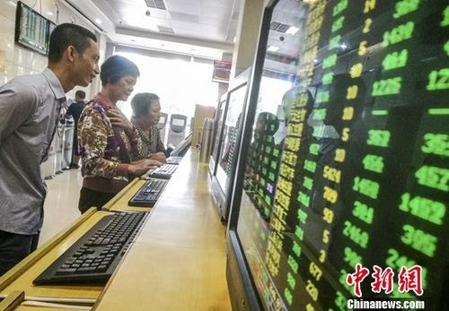 中国影视板块股价集体下跌