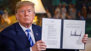 伊朗外长呼吁:全世界站起来勇敢对抗特朗普,救救伊核协议