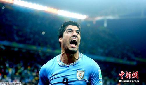 世界杯32强巡礼之A组乌拉圭:南美劲旅再冲四强?
