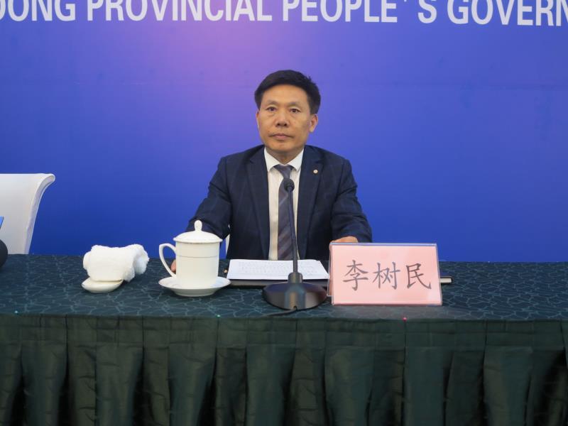 山东省国土资源厅党组成员、副厅长 李树民