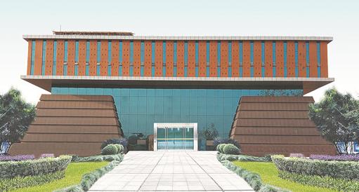 沂源县档案馆9月将具备迁馆条件 建筑面积6218㎡
