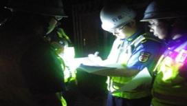 桓台三处工地夜间施工 被责令停止违法行为