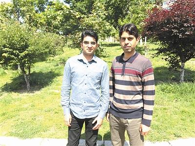 【爱上青岛】巴基斯坦留学生:在青岛读博很有幸福感