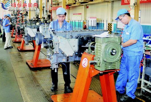 潍坊高新区全力打造新旧动能转换引领示范区