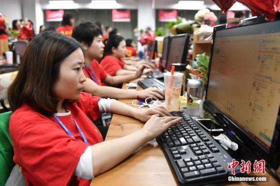 中国实物商品网络零售额对零售总额贡献率超37%