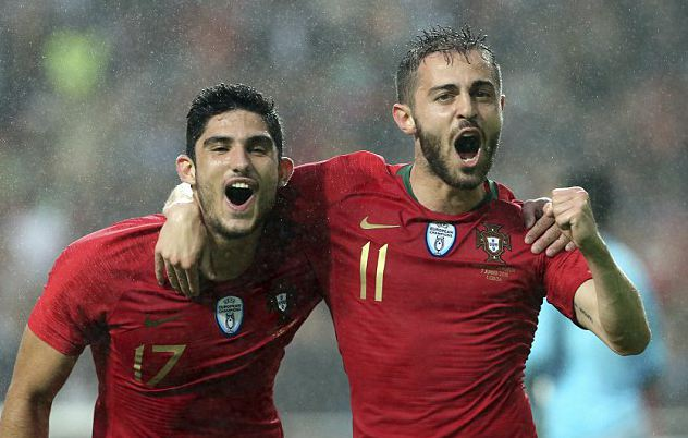 热身-C罗助攻 天才新星梅开二度 葡萄牙3-0完胜