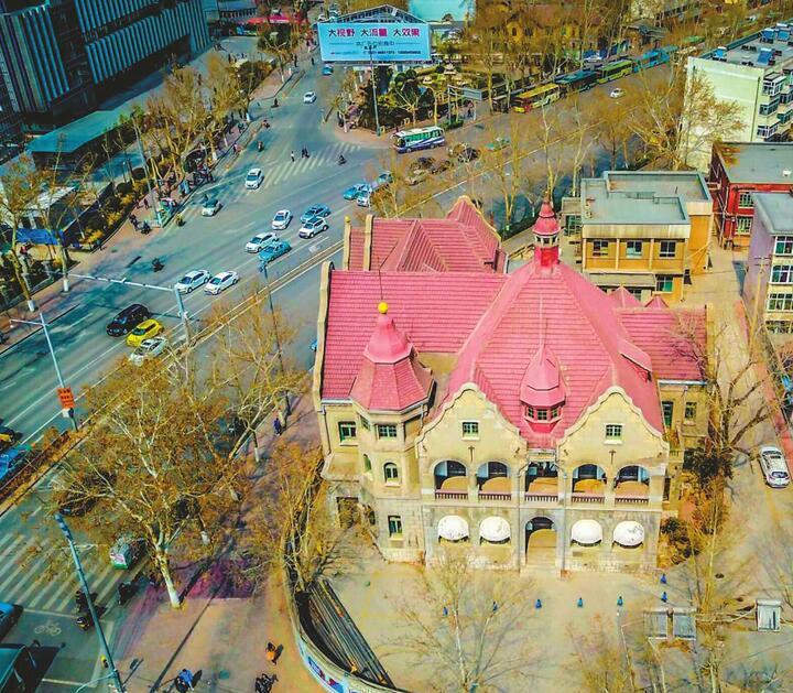 济南10处最美老建筑你去过几个?这几处都挺时尚