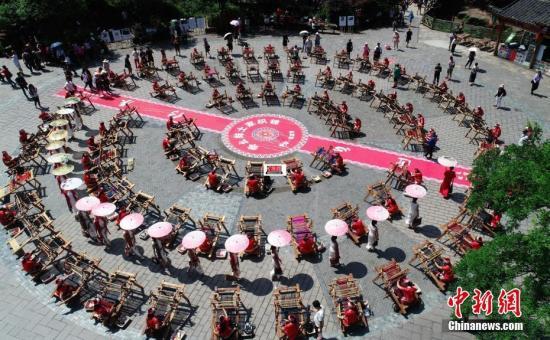 """""""文化和自然遗产日""""大会举行 中国52项世界遗产居第二"""