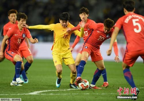 世界杯32强巡礼之F组韩国:放手一搏的太极虎