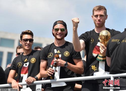 世界杯32强巡礼之F组德国:进击的日耳曼战车