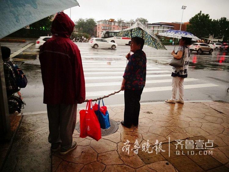 降雨送清凉,济南明天还有雨