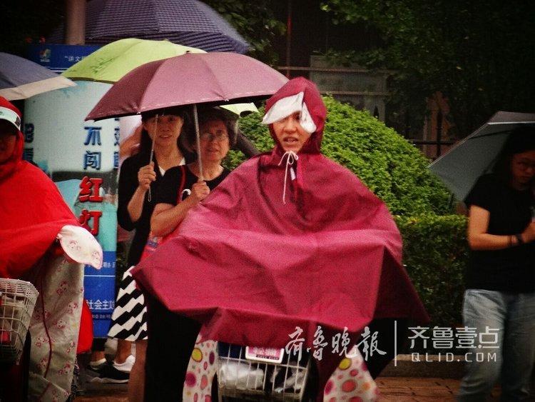 """济南周末降雨""""透心凉""""最低温16℃!下周重回30℃"""