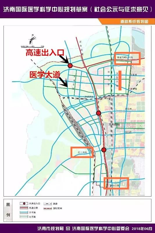 """第4条""""携河之路""""?济南拟新增一跨黄通道,在这个片区"""