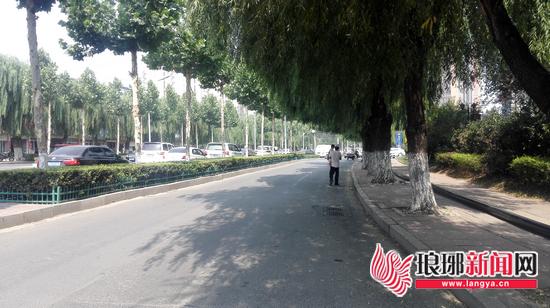 临沂街巷整治让市民幸福感倍增:周围的风景看不够