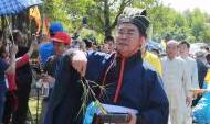 中国最长古龙窑举行火祭大典 5千多件坭兴陶精品出窑