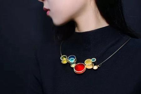 组图:毕业展也可以如此炫目 来看看大学生的珠宝设计
