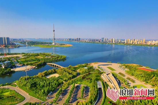 """""""走近最美的家乡河""""中央媒体展示临沂水生态文明"""