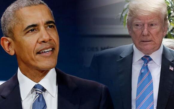 奥巴马被曝支招民主党夺总统席位 阻击特朗普连任