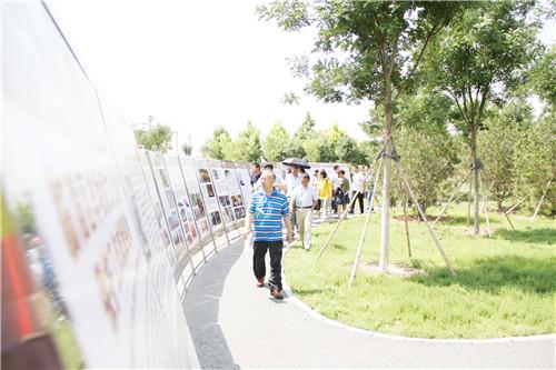 齐国故城国家考古遗址公园开园