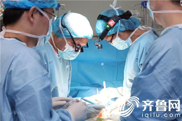 携手 为民 烟台山医院创建烟台市骨科医学中心
