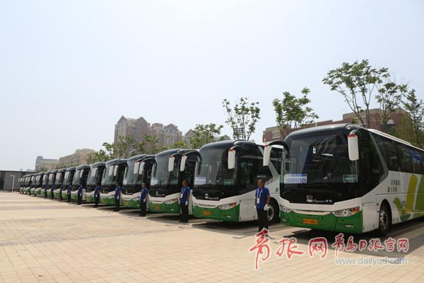 17条公交线增开班次 助力上合组织国家电影节