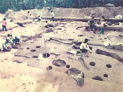 专家揭秘银洲贝丘遗址 窥探珠三角史前人类生业模式