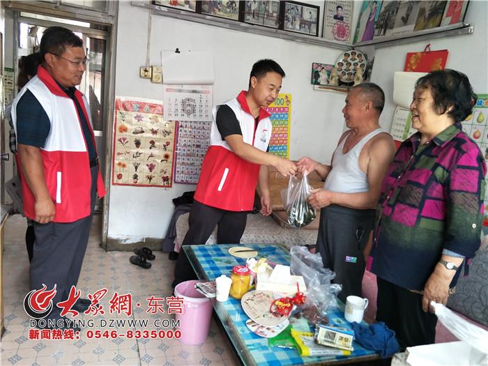 东营:青华社区开展多彩活动迎端午