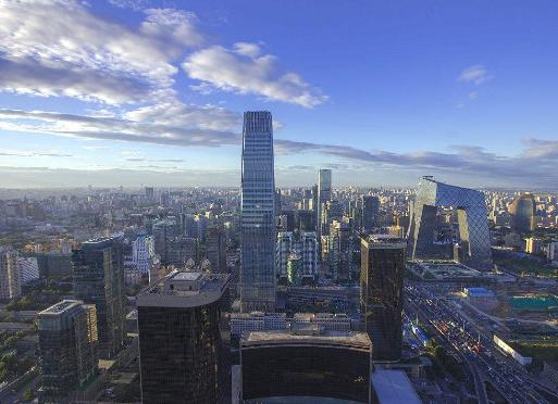生态环境部:1—5月北京PM2.5浓度同比下降近两成
