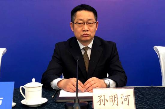山东省农业厅产业化办公室主任 孙明河