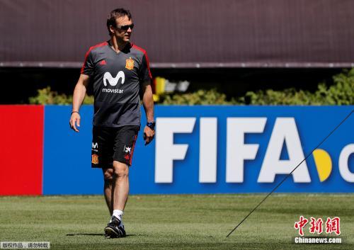 距世界杯首战不足60小时,西班牙主帅洛佩特吉下课