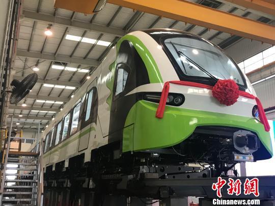中国构建自主知识产权商用磁浮体系