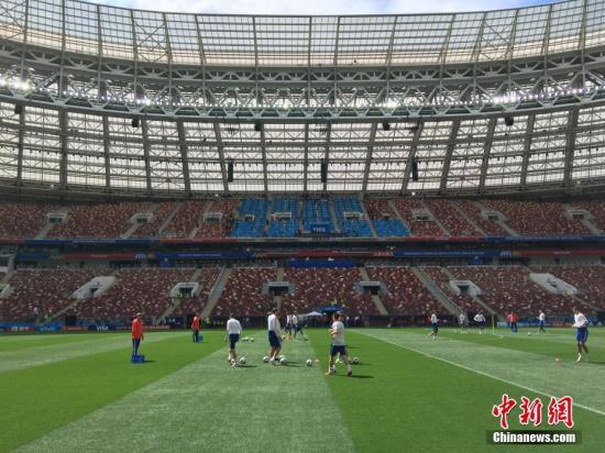 """俄罗斯世界杯一触即发 东道主低调酝酿""""伟大时刻"""""""