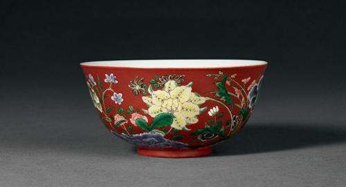 一个小瓷碗估价高达350万,它为啥这么值钱?