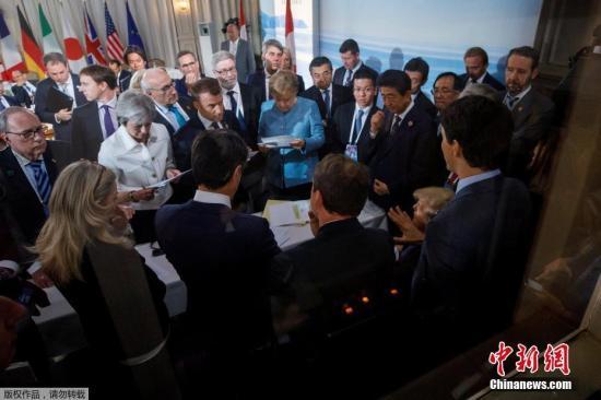 分歧日益严重且同盟艰难维系 G7还能走多远?