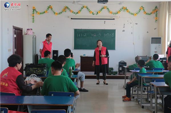 河口区文化馆文化志愿服务队成为省级典型