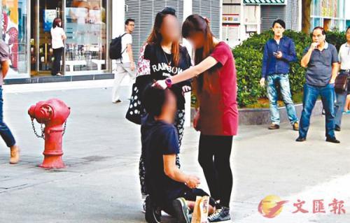 香港机构:家暴不分男女 受虐老公求助个案倍增