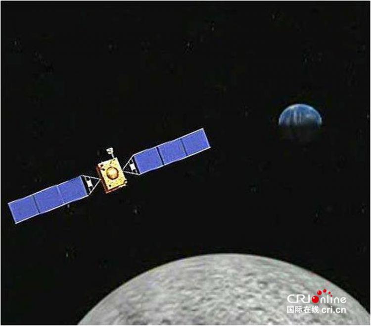 """""""鹊桥""""中继星顺利入轨 将搭建地月信息联通""""天桥"""""""