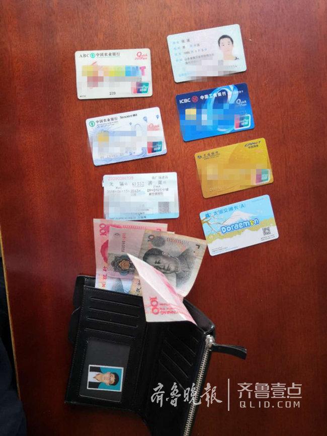 商河县的张波,济南公交喊你来领身份证!