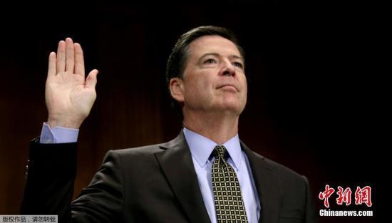 """美司法部公布""""邮件门""""报告 FBI:努力排除政治成见"""