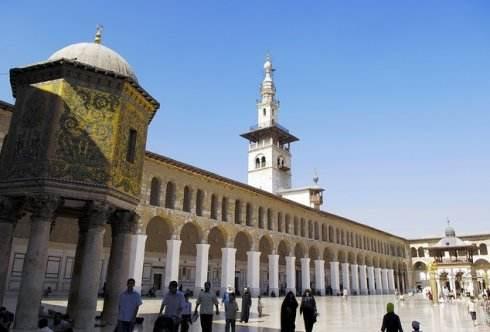 驻叙利亚记者手记:空袭一个多月后的大马士革是怎样的