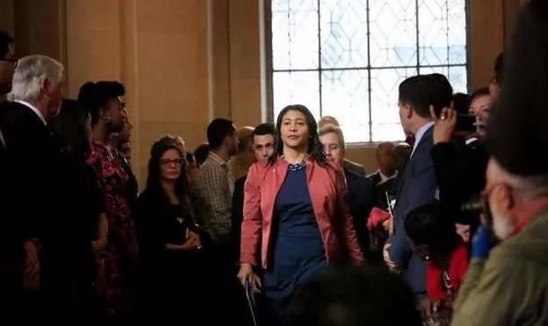 出身贫寒成功逆袭,旧金山迎来史上首位非裔女市长