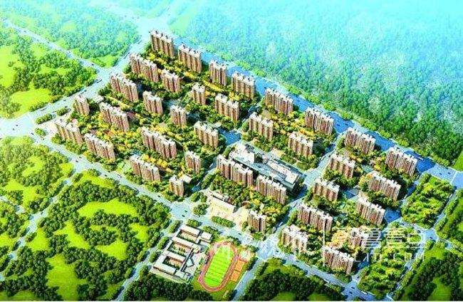 当年签约当年建设!济南郭董片区78栋安置房同时开建