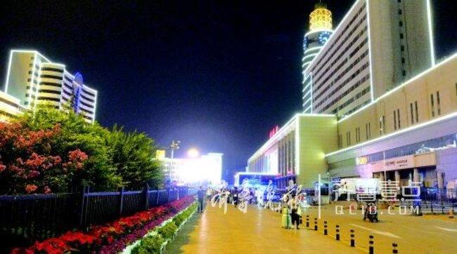 七部门组建专门机构实行长效管理,济南火车站变靓了