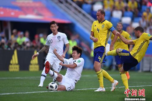 瑞典队长:世界杯首战素来艰难 点球判罚正确