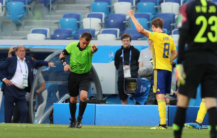 动感世界杯丨VAR再显威 瑞典点球胜韩国