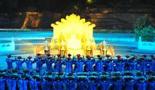 大型实景演出《康熙大典》八周年庆典 全新舞美震撼问世