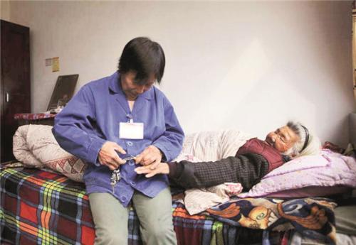 聊城:邻里互助护理模式覆盖103个乡镇